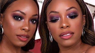 A SMOKEY EYE USING ONLY 3 EYESHADOWS?! | EASY SMOKEY EYE TUTORIAL FOR BEGINNERS