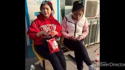 Funny Chinese videos - Pr2017 can't stop laugh