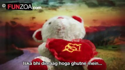 Dil Mera Stupid Hai Funny Song For Friends Funzoa Teddy