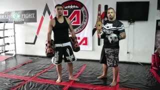 Tutorial # 1 Boxeo MMA&Muay Thai Mestre Muralha
