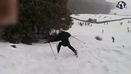 Funny Snow Fails ---Best Fails Compilation