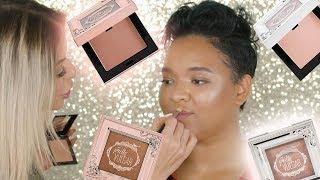 Natural Contouring + Highlighting Tutorial   February Boxycharm