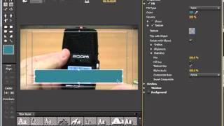 6 Shadows Background And Textures -מחולל כותרות של פרמיאר CS6