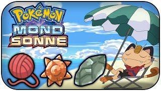 FATUMKNOTEN, ÜBERRESTE UND MONDSTEINE DURCH MITNAHME! Pokémon Sonne und Mond Tutorial