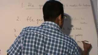 English Tutorial 1  Common Errors