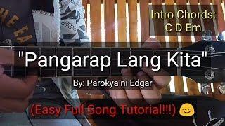Pangarap Lang Kita - Parokya ni Edgar (Full Guitar Tutorial)