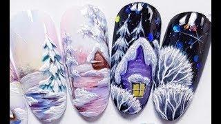 20 Winter New Nail Art Designs 2019 | Amazing Nail Art Tutorial #27 | Beauty&Ideas Nail Art