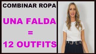 COMBINAR ROPA / FALDA PLISADA (OUTFITS) Y TUTORIAL DE MODA .............#CHINCHALOVER