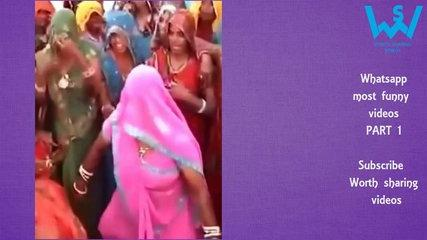 Whatsapp most funny videos - Indian girls
