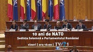Parlamentul României: 10 Ani De NATO