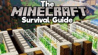 Two Redstone Projects! ▫ The Minecraft Survival Guide (Tutorial Lets Play) [Part 33]