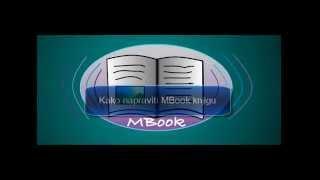 Kako Napraviti MBook Knjigu