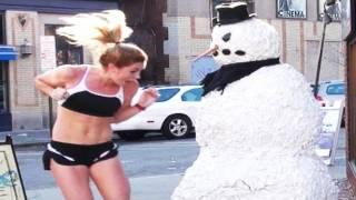Funny - Funny Snowman Prank Season 2 Episode 1