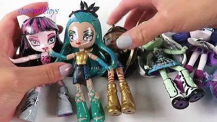 Personalizados muñeca de chica alto yo monstruo Nuevo juguete Lobo Clawdeen mlp equestria tutorial  