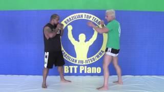 Muay Thai Teep Kick Video Tutorial - BTT Plano