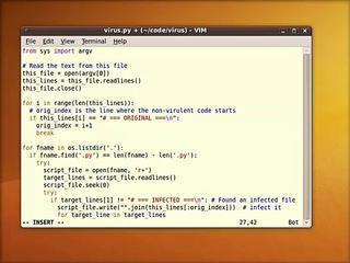 Simple Python Virus Tutorial