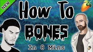 From Scratch: A Bones Song In 8 Minutes   FL Studio TeamSesh Tutorial 2018