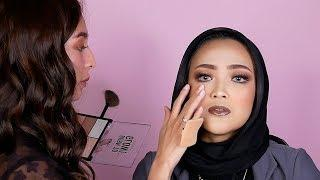"Review NYX "" make up tutorial "" with Liapharaoh"