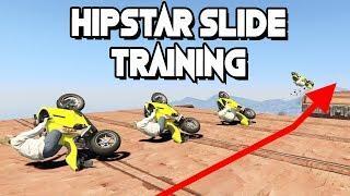 HIPSTAR SLIDE TRAINING + TUTORIAL (GTA 5 PC mit Tastatur)