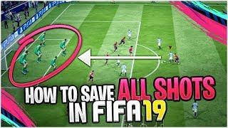 FIFA 19 NEW SECRET DEFENDING TRICK TUTORIAL - HOW TO SAVE ALL SHOTS !!! NEW FIFA 19 TIPS & TRICKS