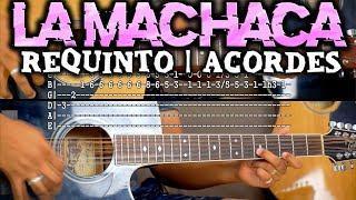 Tutorial | La machaca (Cumbia) | Requinto | Acordes | TABS