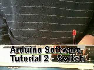 Arduino Tutorial 2: Switch