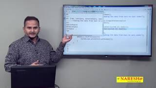 Core Java Tutorial | How to work with Java Util List Iterator on java util ArrayList in JCF?