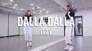ITZY(있지) - DALLA DALLA(달라달라) Point Dance Tutorial / Tutorial by Sol-E (Mirror Mode)
