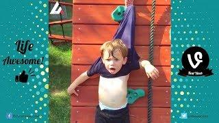 TRY NOT TO LAUGH CHALLENGE: Funny Kids Fails Compilation 2017 | Best Kids Fails Vines of Sep 2017