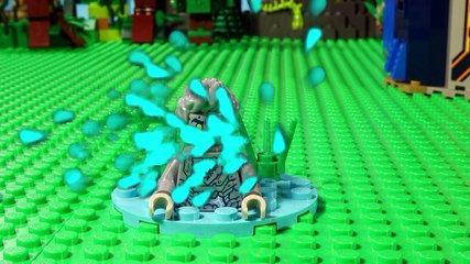LEGO NEXO KNIGHTS - STONE CLAY FAIL - FUNNY VIDEO FOR KIDS