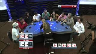BSOP São Paulo - Campeonato Brasileiro De Poker - Janeiro De 2013 - Parte 1/6