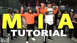 MIA - Bad Bunny & Drake Dance Tutorial | Matt Steffanina & Bailey Sok