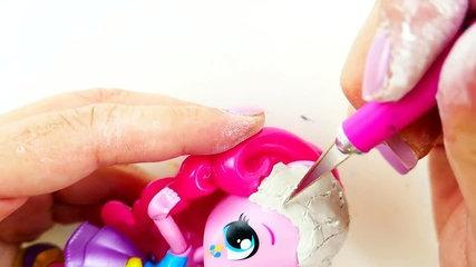 Custom MOANA PONY Disney MLP My Little Pony Tutorial