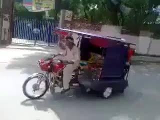 Funny Stunt :)