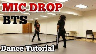 BTS (방탄소년단) - MIC Drop  FULL DANCE TUTORIAL