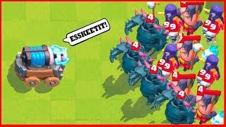 Clash Royale Funny Moments, Clutches, Fails and Wins Compilations   Clash Royale Montage #60