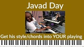 Learn Javad Day Chords, Voicings, and Tips | Tutorial, Breakdown, Analysis, and Notes