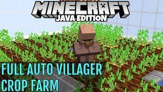 Minecraft 1.13 Cheap Automatic Potato And Carrot Farm Tutorial! Java Xbox Ps4