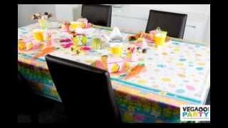 Table Pâques Enfants - Vegaoo Party