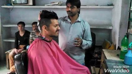 Barber shop funny video in pakistan