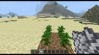 Minecraft Tutorial - Lav Et Jungletræ (Dansk) [Full HD]