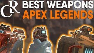 BEST WEAPONS/GUNS To Play With! - Apex Legends Tutorial/Guide