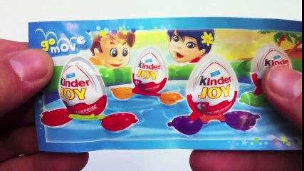 Tv cartoons movies 2019 Funny Kinder Joy Surprise Egg unboxing