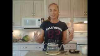 How To Brew The Perfect Cup Of Darjeeling Tea: Cooking With Kimberly
