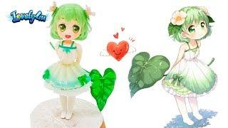 Clay Tutorial┃Making Doll with cold porcelain┃DIY Figure
