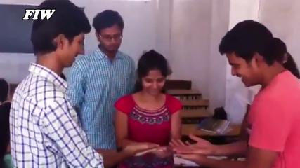 Indian funny moments for whatsapp, girls prank.