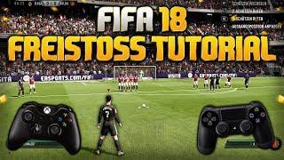 FIFA 18 FREISTOSS TUTORIAL