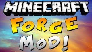 Minecraft 1.5.2 - Como Instalar Minecraft Forge MOD - ESPAÑOL TUTORIAL