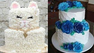Pretty & Yummy Cake Birthday Decorating | Best Cake Decorating Tutorial