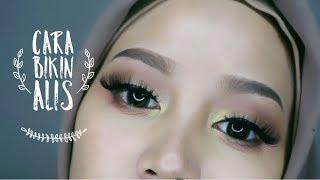 Cara Aku Bikin Alis | Updated Eyebrow Tutorial | Linda Kayhz